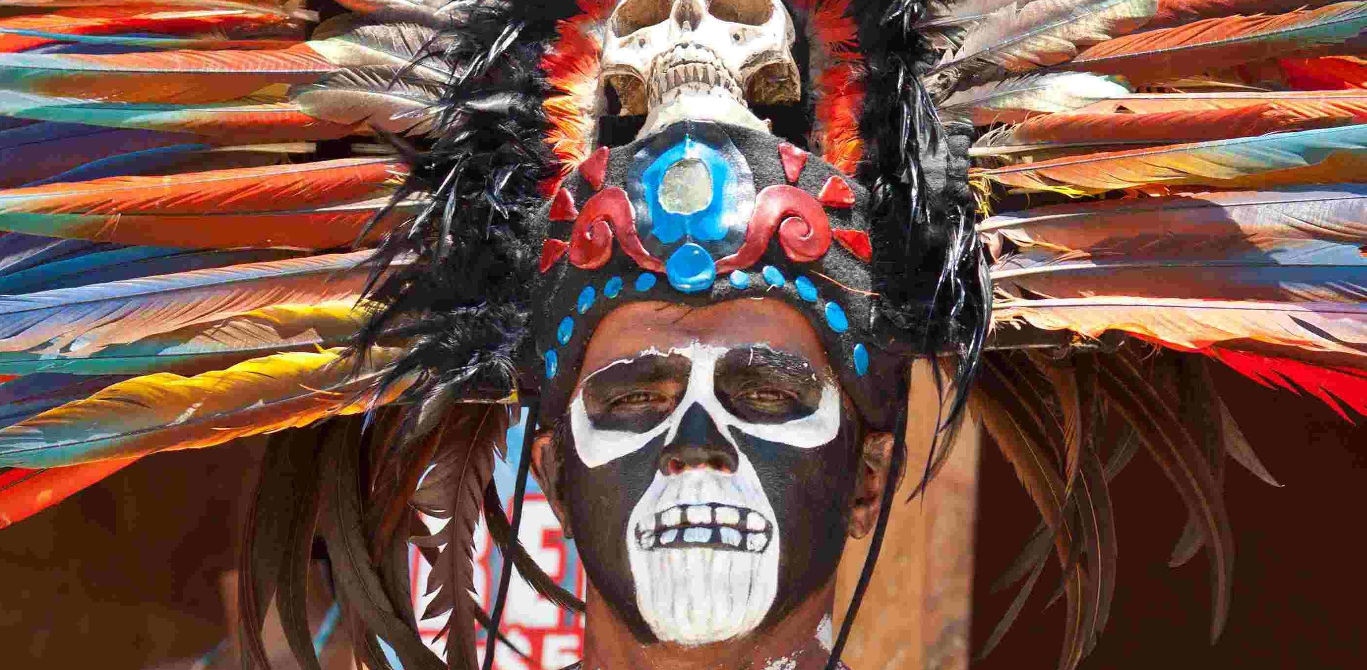 traditional Mayan Headdress