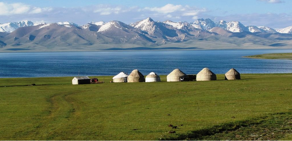 Song Kul Lake, Kyrgyzstan