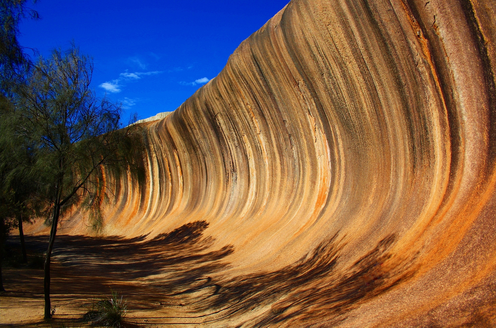 Wave Rock, Hyden